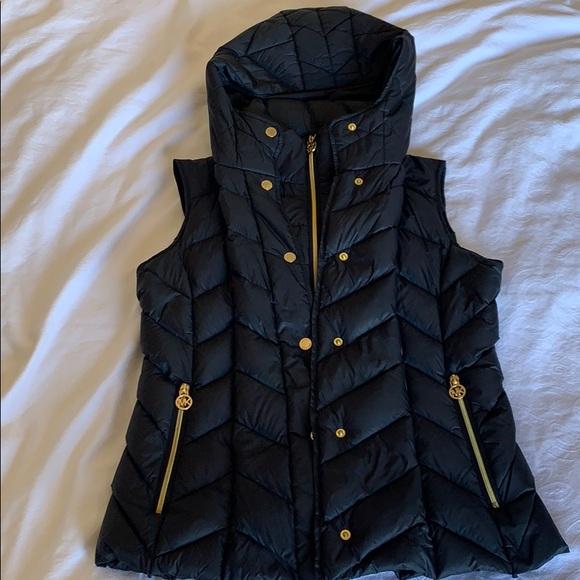 Michael Kors Jackets & Blazers - Micheal Kors black vest